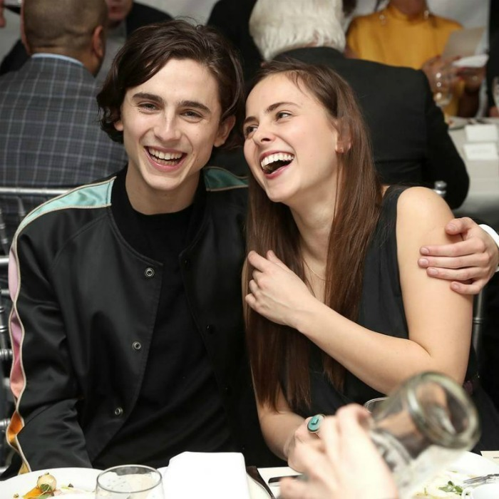 Sibling goals! Timonthee Chalamet and his sister Pauline had a blast at SONY Pictures Classics' annual pre-Academy Awards dinner party presented by Nordstrom Local on March 3. The Call Me By Your Name star celebrated his nomination with his family. He sat with his mom, dad and sister at STK LA, where they dined on delicious food. 