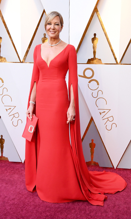 <p>Allison Janney</p>