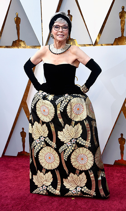 <p>Rita Moreno</p>