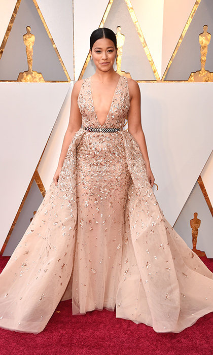 <p>Gina Rodriguez</p>