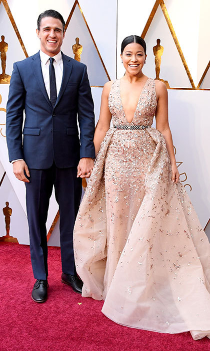 <p>Gina Rodriguez &amp; Joe LoCicero</p>