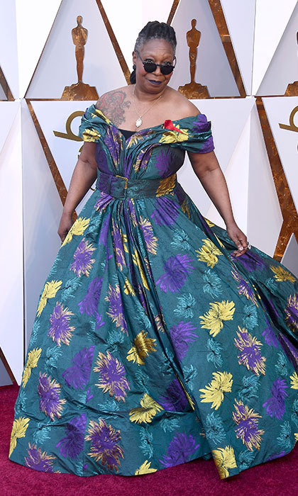 <p>Whoopi Goldberg</p>