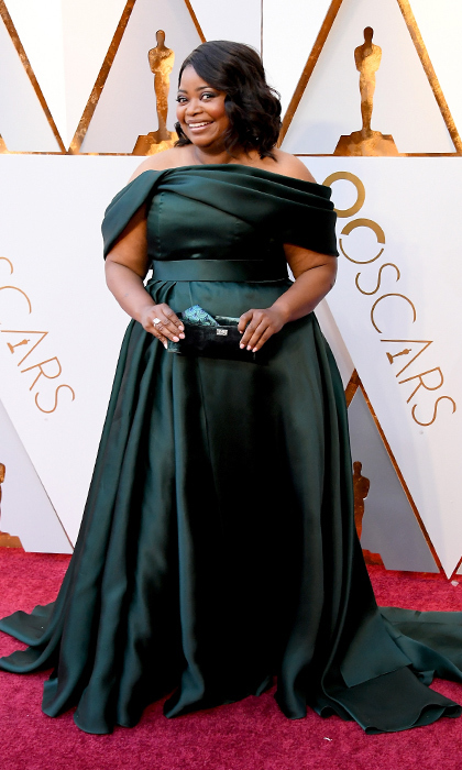 <p>Octavia Spencer</p>