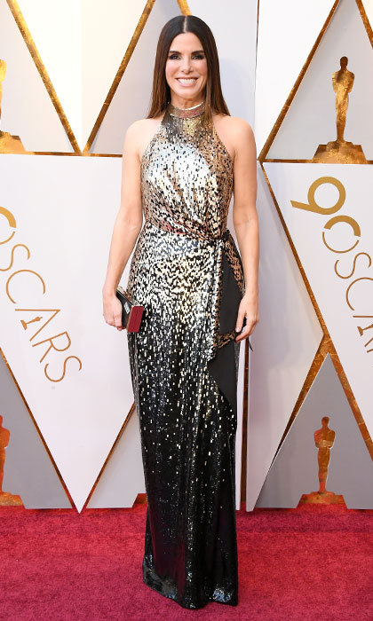 <p>Sandra Bullock</p>