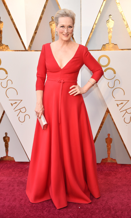 <p>Meryl Streep</p>