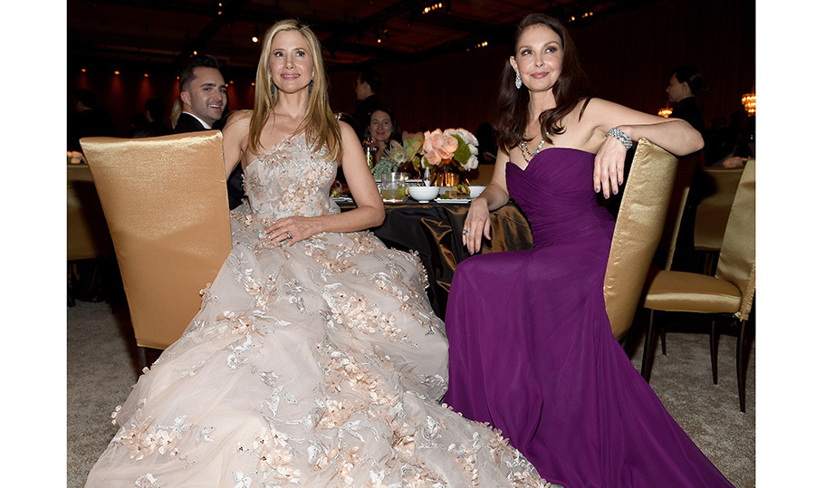 The first stop for winners and VIPs after the 2018 Oscars was the official Academy Awards after party – the Governors Ball. Scroll through to see all the stars who celebrated at the exclusive bash, held at the Hollywood & Highland Center.