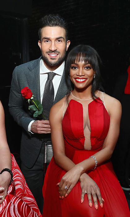 <p><strong>Name:</strong> Rachel Lindsay</p>