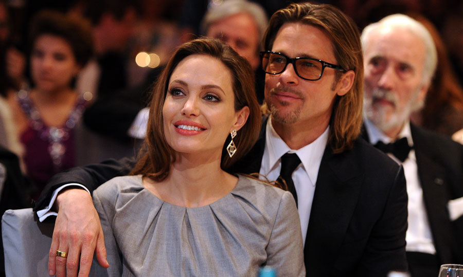 Who is brad pitt dating march 2018
