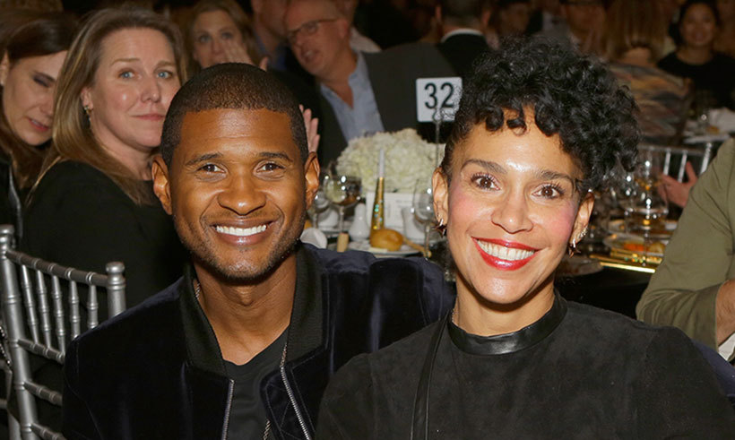 <h2>Usher and Grace Miguel</h2>