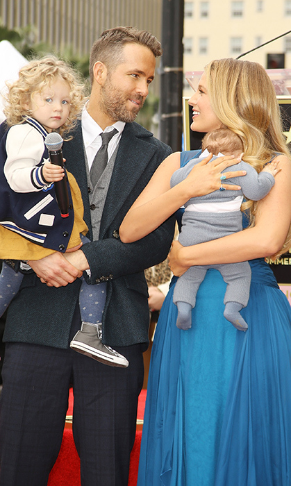 <h2>Blake Lively, James and Ines</h2>