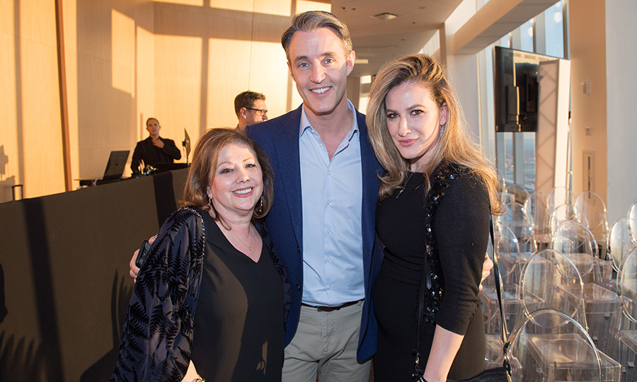 <p>Eleonora Segal, Ben Mulroney &amp; Shirelle Segal</p>