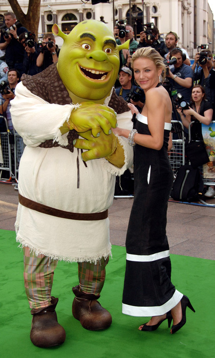 <h2><em>Shrek</em> (2001-2014)</h2>