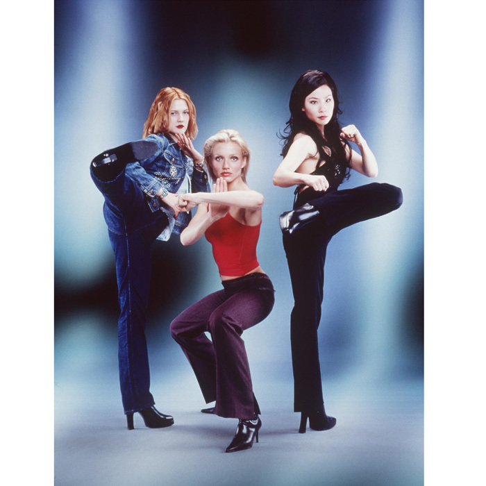 <h2><em>Charlie's Angels</em> (2000-2003)</h2>