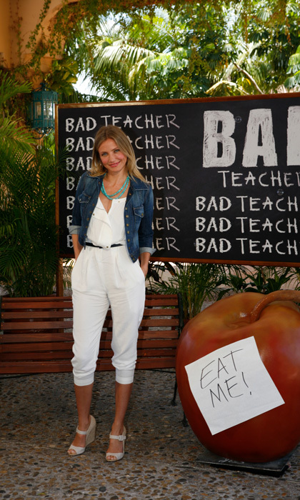 <h2><em>Bad Teacher</em> (2014)</h2>