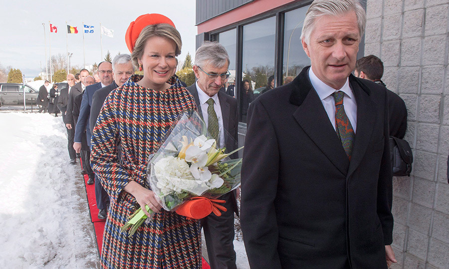 <p><strong>O Canada! King Philippe and Queen Mathilde of Belgium have touched down for a week-long state visit to the Great White North - the country's first since King Baudouin met former Prime Minister Pierre Trudeau 40 years ago. In addition to roundtables and business meetings, the packed itinerary sees the chic couple visiting the National Gallery of Canada, a traditional sugar shack, the Tomb of the Unknown Soldier, exploring Toronto's MaRS Discovery District and enjoying a concert in Montreal. Braving the tail end of a frosty Canadian winter, Queen Mathilde is sure to dazzle with her fashion-forward winter style!</p>