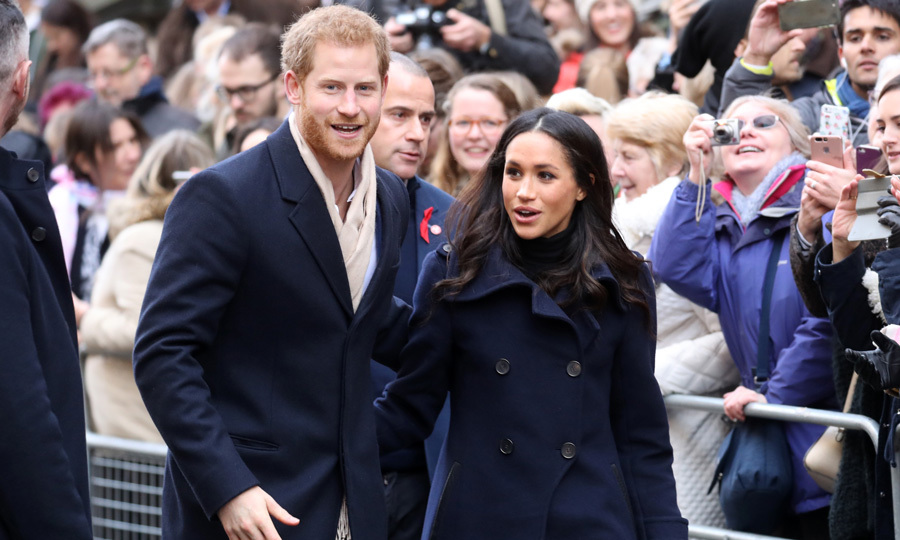 <h2>The wedding will be televised</h2>