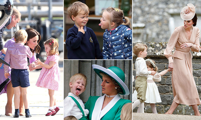 In many ways royals are in a league of their own, enjoying experiences and privilege most of the world will never know, but sometimes they're just like us! From tantrums to fits of silliness and sassy moments, the world's future monarchs are still just kids - and these relatable moments are often caught on camera. Click through to see the little royal rascals at work as we round up their naughtiest moments...