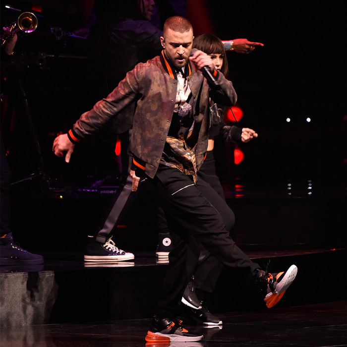 Justin Timberlake kicked off the Live Nation <em>Man of the Woods</em> tour in Toronto at the Air Canada Centre. The singer opened with Filthy and then wowed guests with his moves and hits for two hours.