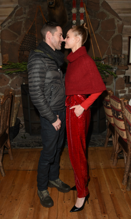 Kiss me! Kate Bosworth and her husband, director Michael Polish, looked very much in love at the 2018 Sun Valley Film Festival. The couple attended the Pioneer Award party, which honored Kate on March 16 in Sun Valley, Idaho. 