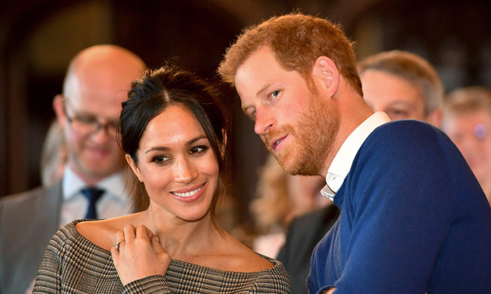 Meghan and Prince Harry were in Toronto when news of their relationship broke.