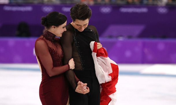 Tessa and scott are they dating