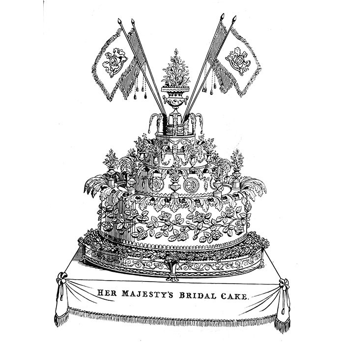 <h2>Queen Victoria and Prince Albert: Iced and Influential</h2>