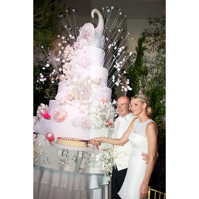 <h2>Prince Albert of Monaco and Charlene Wittstock: Strawberries and Flowers</h2>