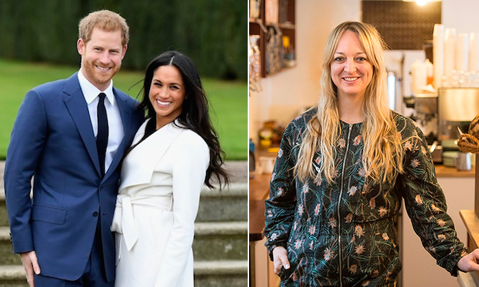 <h2>Prince Harry and Meghan Markle: Lemon Elderflower Cake</h2>