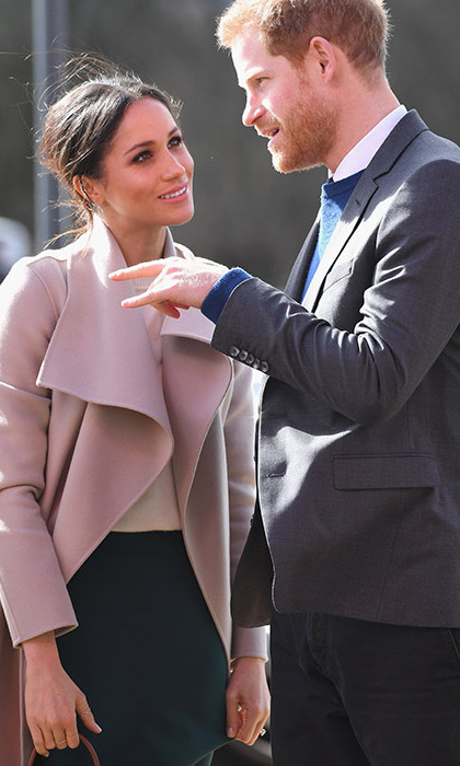 <p>Surprise! Meghan Markle and Prince Harry stepped out in Belfast, Ireland on the latest leg of a tour of the UK that has already taken them to major centres like Edinburgh, Cardiff and Birmingham. </p>