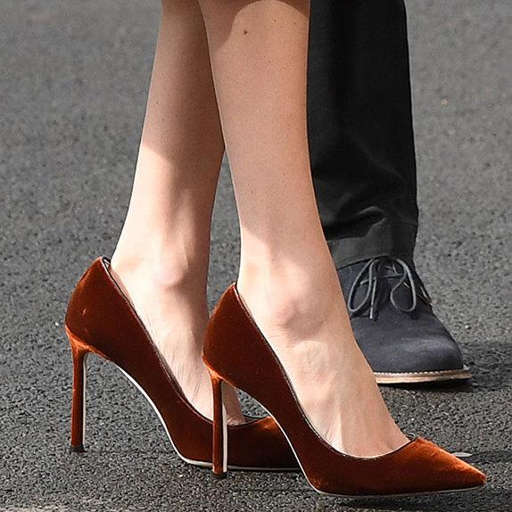 Meghan Markle's Favourite Stilettos Are Very Different