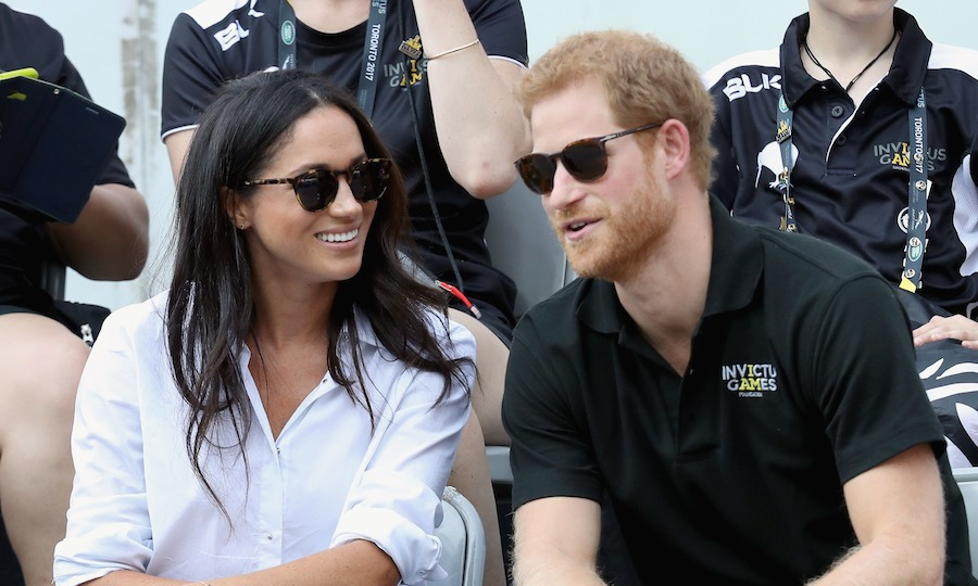 f8fd514b2c Meghan Markle s  230 Invictus Games sunglasses back in stock after six  months