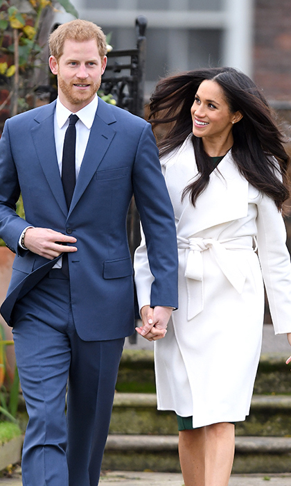 <p>The first official photos of the royal couple are something out of a fairy-tale.</p>