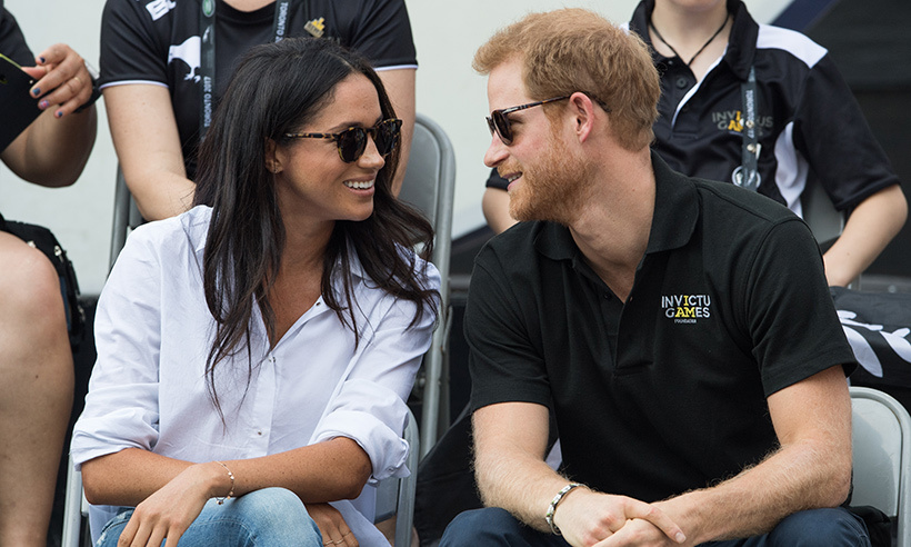 <p>Meghan Markle and Prince Harry made their official debut as a couple to celebrate the 2017 Invictus Games in Toronto. The two sat front row for the wheelchair tennis event and the world watched with great excitement as they shared a few flirty gazes and laughs.</p>
