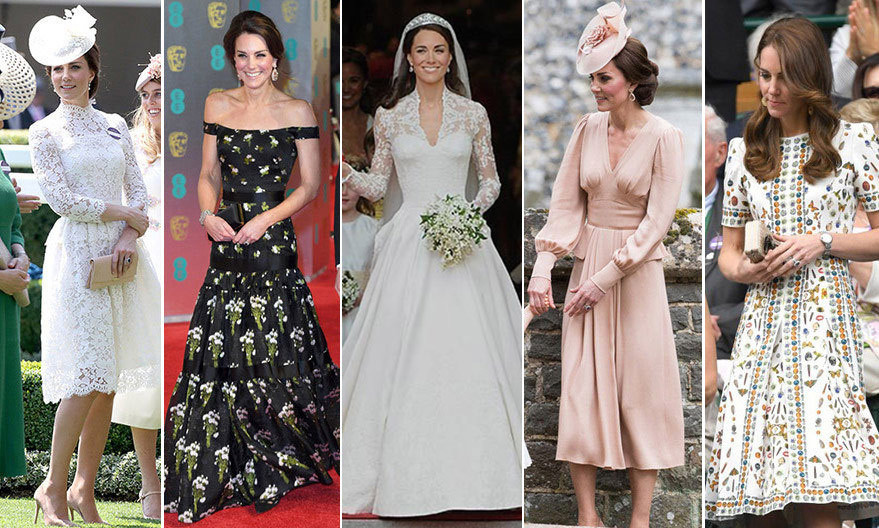 "<p><strong>From A to Z – or better said, from Alexander McQueen to Zara – we've got your ultimate guide to <strong><a href=""/tags/0/kate-middleton/"">Duchess Kate's style</a></strong>, taking a peek into her closet to reveal her favourite designers since joining the <a href=""/tags/0/british-royals/""><strong>British royal family</strong></a> and becaming the Duchess of Cambridge! Click through to see them all...</strong></p>
