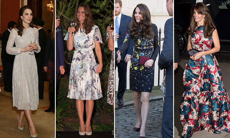 Kate Middleton S Favourite Designer And High Street Brands