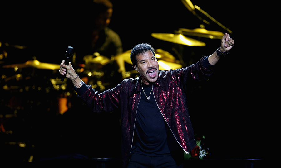 <p>Lionel Richie took the party down under! He brought the house down at Qudos Bank Arena on March 29 in Sydney, Australia.</p>