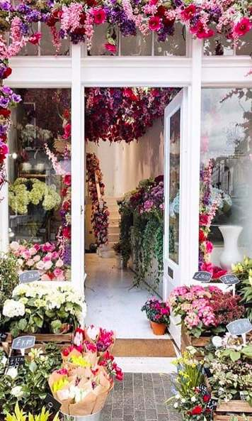 "<p>Reese Witherspoon celebrated both Easter and spring with this stunning image of a flower shop. She captioned the Instagram snap, ""If you need me, you can find me here…. Happy Friday, y'all! #SpringIsHere #TGIF #PinterestFind"".</p>