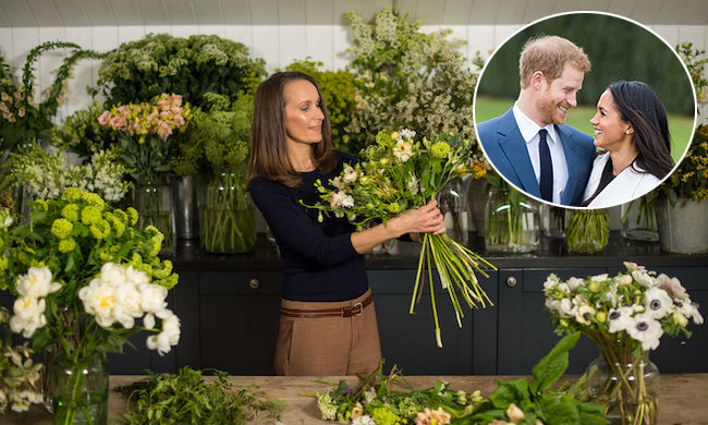 "<p><a href=""/tags/0/prince-harry/"">Prince Harry</a> and <a href=""/tags/0/meghan-markle/"">Meghan Markle</a> revealed yet another exciting detail about their upcoming royal wedding on Mar. 31 - the florist! The couple, who will <a href=""/tags/0/royal-wedding/"">tie the knot on May 19 at Windsor Castle</a>, selected <a href=""https://ca.hellomagazine.com/royalty/2018033147438/prince-harry-meghan-markle-royal-wedding-florist/"">Philippa Craddock to helm their arrangements</a>. <p>Many of the blooms will be sourced from The Crown Estate and Windsor Great Park, and the couple surely appreciates the fact that the self-taught florist prefers to use seasonal blossoms. In addition to May's best flowers, locality and sustainability are key for the future husband and wife, who will be using branches of beech, birch and hornbeam along with white garden roses, foxgloves and peonies - Meghan's favourite flowers!