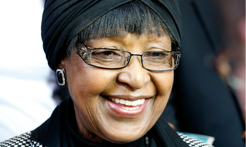 <h2>Winnie Mandela – April 2</h2>