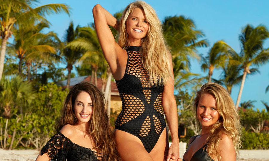 <h2>Christie Brinkley</h2>