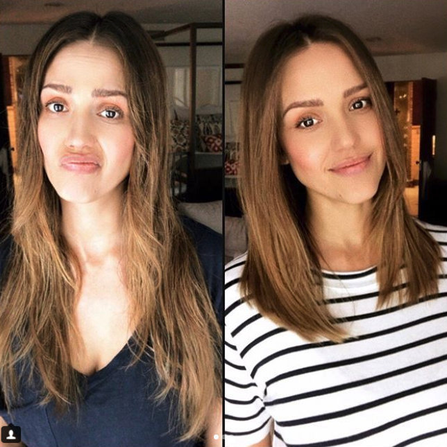 <h2>Jessica Alba</h2>