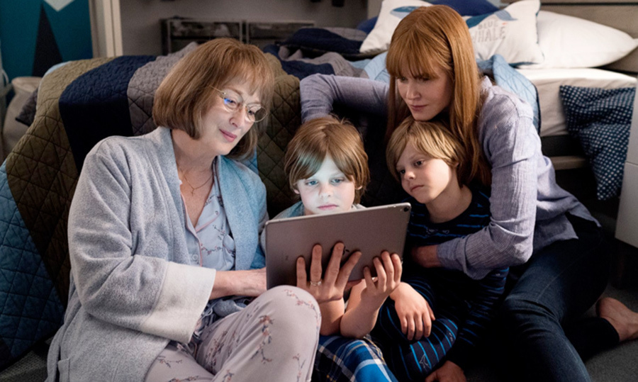 <p>The HBO show that quickly became one of the most talked about series on TV gained a new face this year, and our trusty Hollywood veteran and <em>Big Little Lies</em> star Nicole Kidman has given fans a sneak peek. The actress took to Instagram to share the first snaps Meryl Streep taking the role of her mother.</p>
