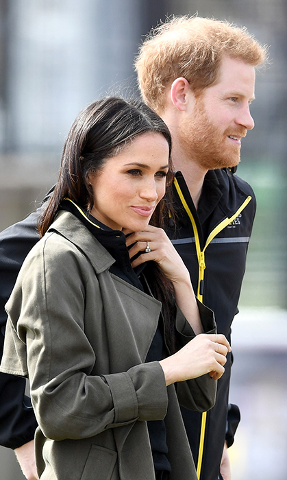 "<p><a href=""https://ca.hellomagazine.com/tags/0/prince-harry""><strong>Prince Harry</strong></a> and <a href=""https://ca.hellomagazine.com/tags/0/meghan-markle""><strong>Meghan Markle</strong></a> celebrated Easter separately last week but joined forces again to pay a visit to Bath where the UK trials for the <a href=""https://ca.hellomagazine.com/tags/0/invictus-games""><strong>Invictus Games</strong></a> were taking place.</p>