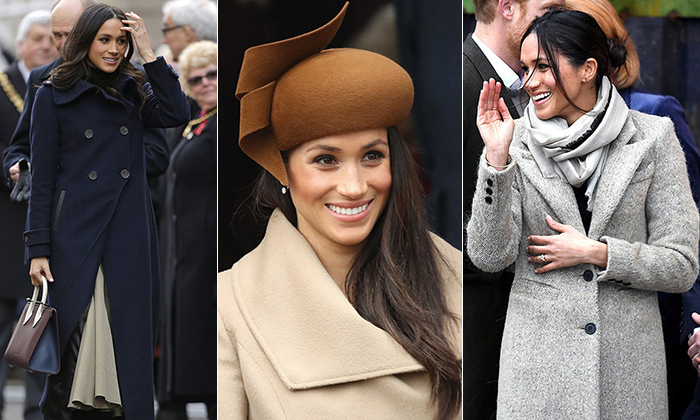 5f2bbbfc Meghan Markle may have found a secret style advisor in Kate Middleton