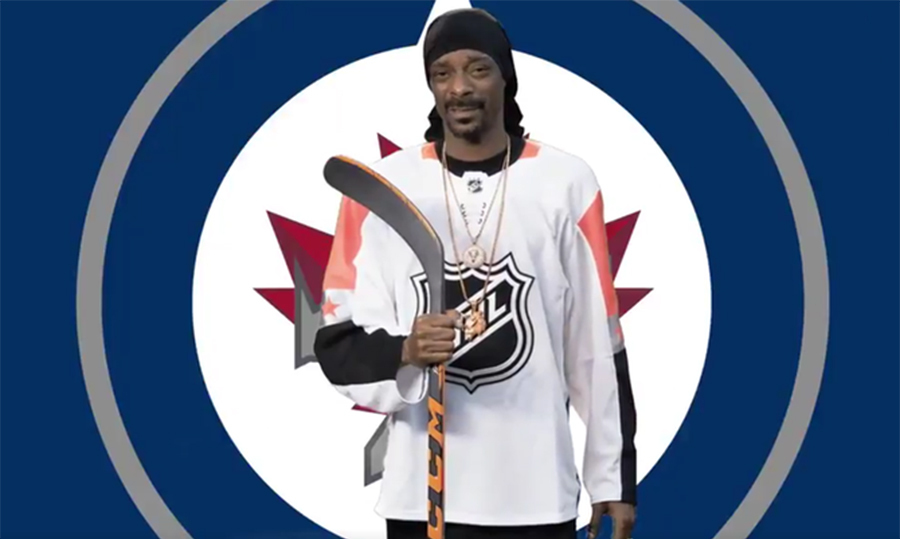 "Snoop Dogg took over for Canadian hockey commentarian Don Cherry and transformed into ""Dogg Cherry""! The NHL shared a hilarious video of the rapper congratulating the Winnipeg Jets on making the playoffs this year, saying in the video, ""Shoutout to Patrick Laine and the Winnipeg Jets for making the playoffs. I heard I was in the playoffs too? Is that true?""