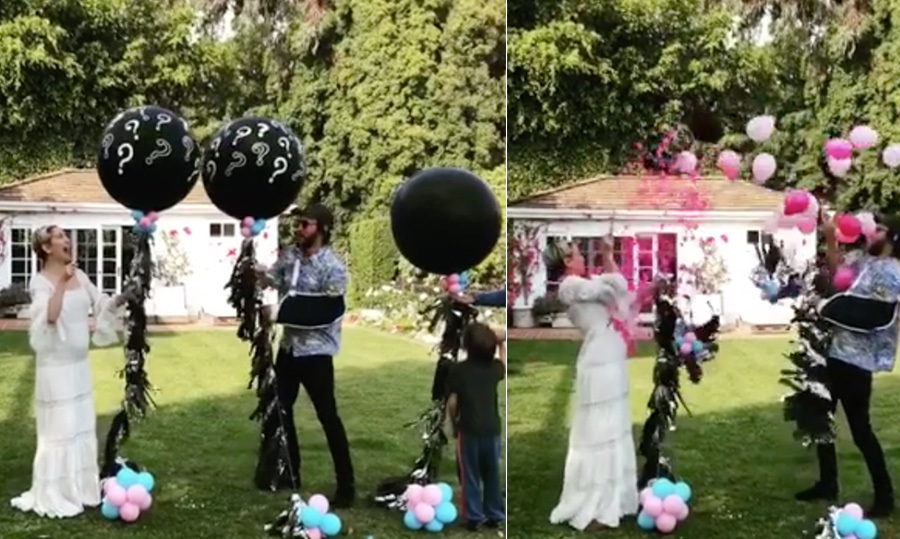 <h2>Kate Hudson and Danny Fujisawa</h2>