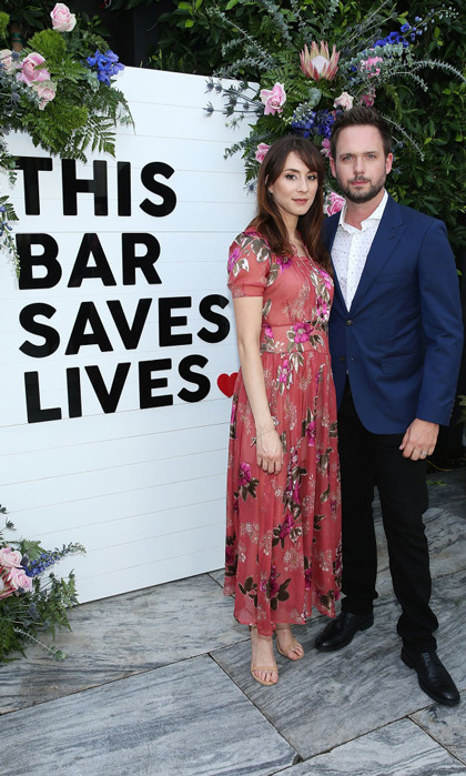 "Patrick J. Adams has already chosen his wedding gift for his former co-star Meghan Markle! The <em>Suits</em> star revealed to <em>Entertainment Tonight</em> during the This Bar Saves Lives event that he'll give Meghan and Prince Harry something rather health conscious - a food blender. ""We were trying to choose between like a blender or bread maker,"" he said. ""You know something classy, like a good blender. Like a Vitamix, yeah. She's going to need a Vitamix for sure.""