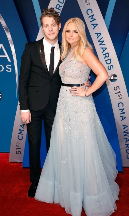 <h2>Miranda Lambert and Anderson East</h2>