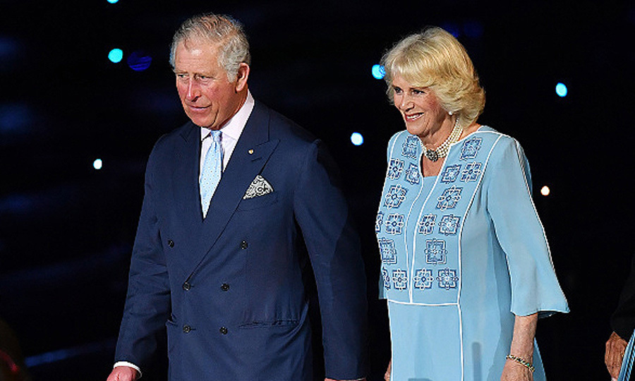 On Apr. 4, Prince Charles and Camilla officially kicked off the 2018 Commonwealth Games at the Opening Ceremony on behalf of Queen Elizabeth II to a crowd of 35,000 spectators.