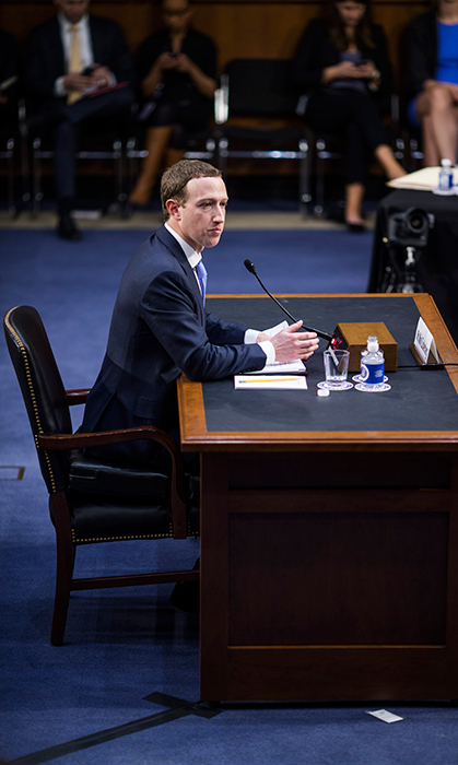 <p>Controversy struck Facebook CEO Mark Zuckerberg recently when it was found that 87 million users of the social media platform had their personal information gathered by British political consulting firm Cambridge Analytica.</p>